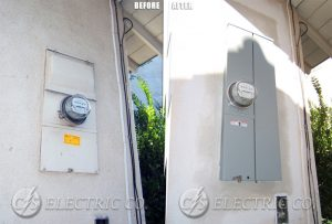 West Hills Electrician Panel Upgrade 200 Amps
