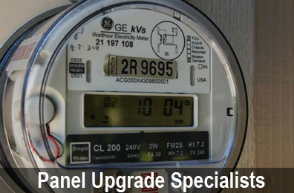 Panel Upgrade Electrician Los Angeles