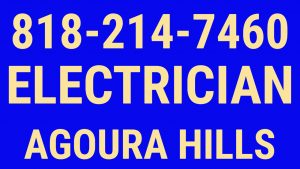 licensed electrician agoura hills