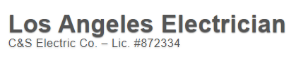 Los Angeles Electrician